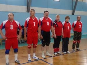 Казачинская старшая команда